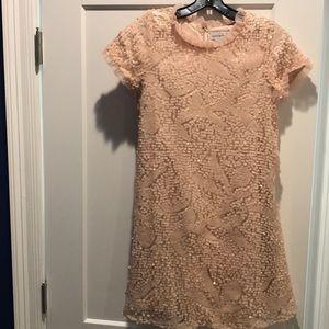Other - Girls Chasing Fireflies. Pink sequin dress. EUC
